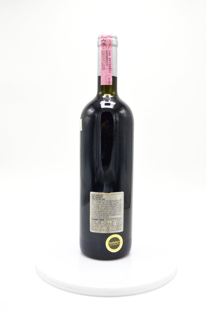 1988 Ceretto Bricco Asili Faset Barbaresco