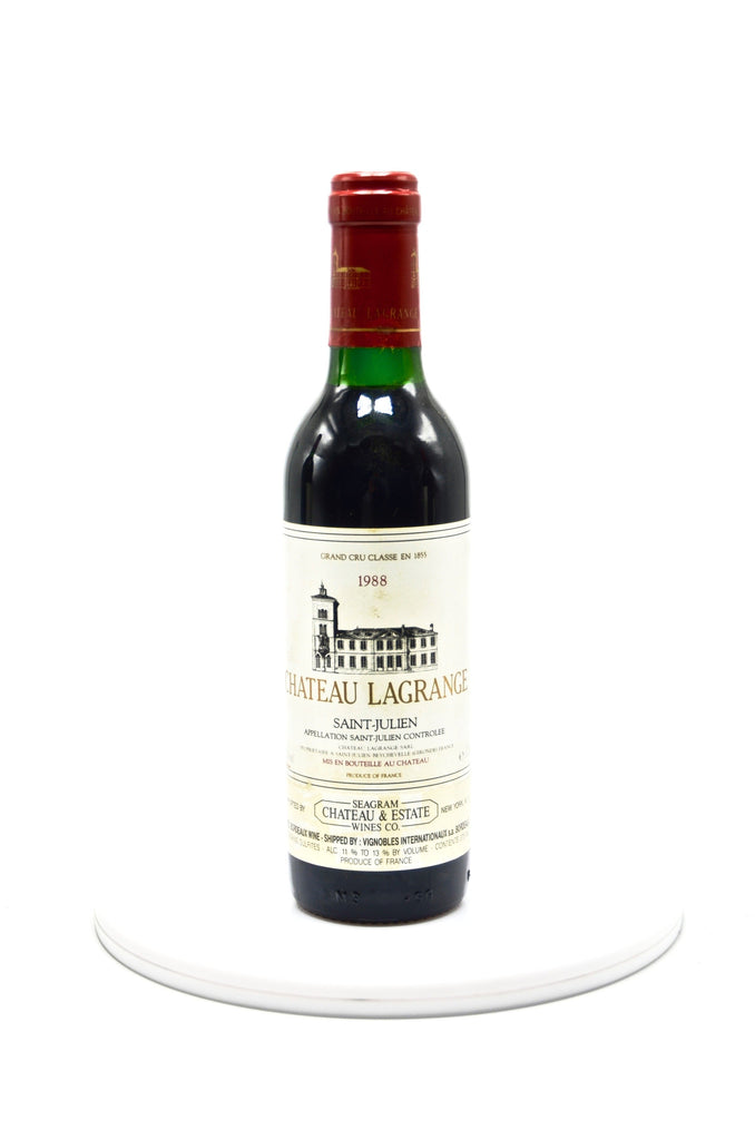 1988 Château Lagrange, Saint Julien (Half-Bottle)