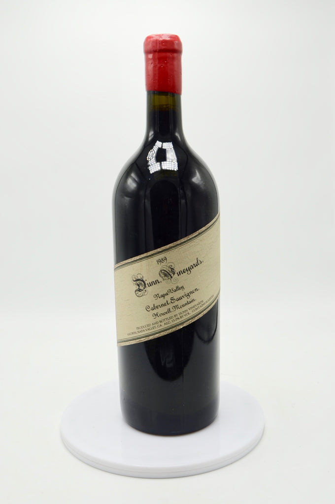 1989 Dunn Vineyards Cabernet Sauvignon, Howell Mountain (magnum)