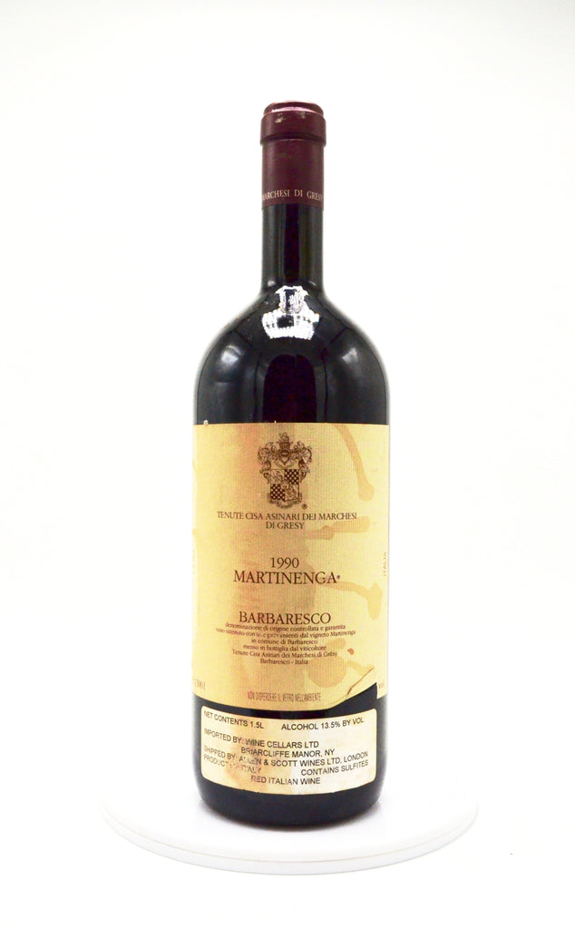 1990 Marchesi di Gresy Camp Gros Martinenga Barbaresco (magnum)