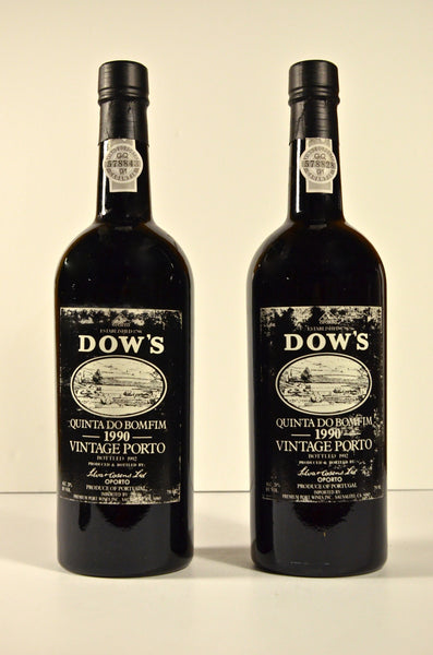 1990 Dow's Quinta do Bomfim Vintage Port