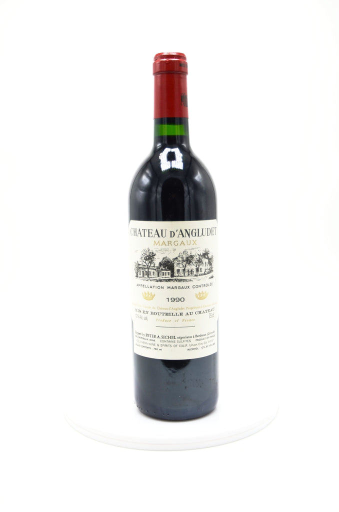 1990 Château d'Angludet, Margaux