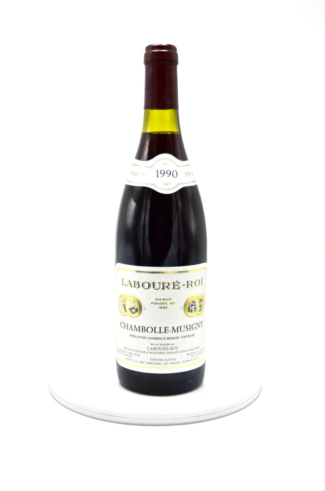 1990 Labouré-Roi, Chambolle Musigny
