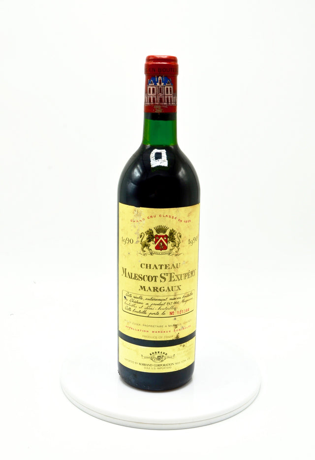 1990 Château Malescot, St. Exupery Margaux