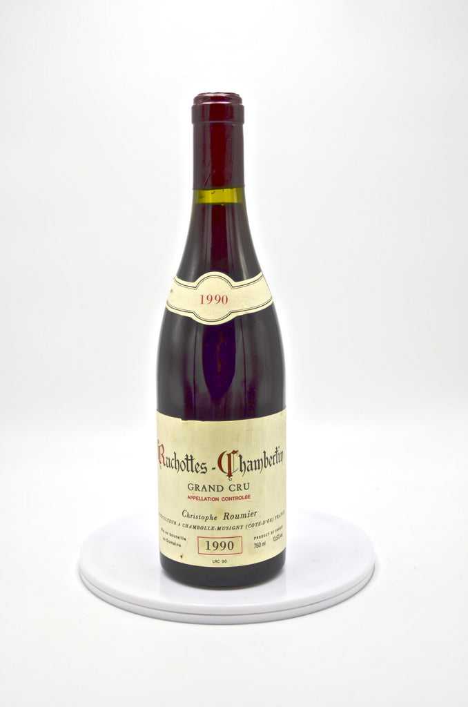 1990 Domaine Christophe Roumier, Ruchottes Chambertin