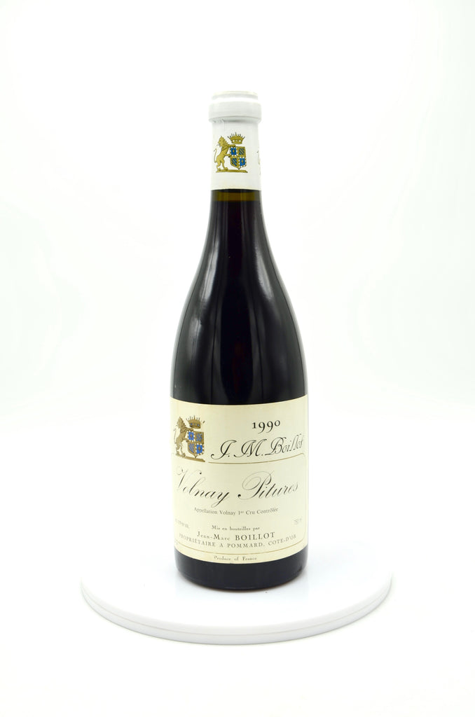 1990 Domaine Jean-Marc Boillot, Volnay, Pitures