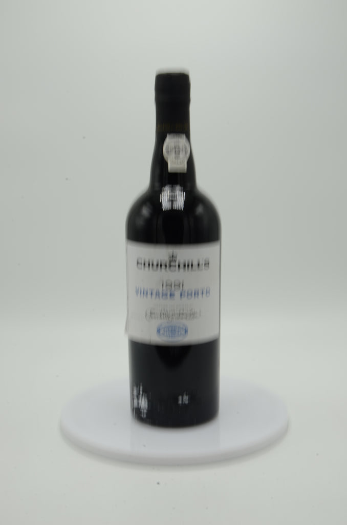 1991 Churchill's Vintage Port