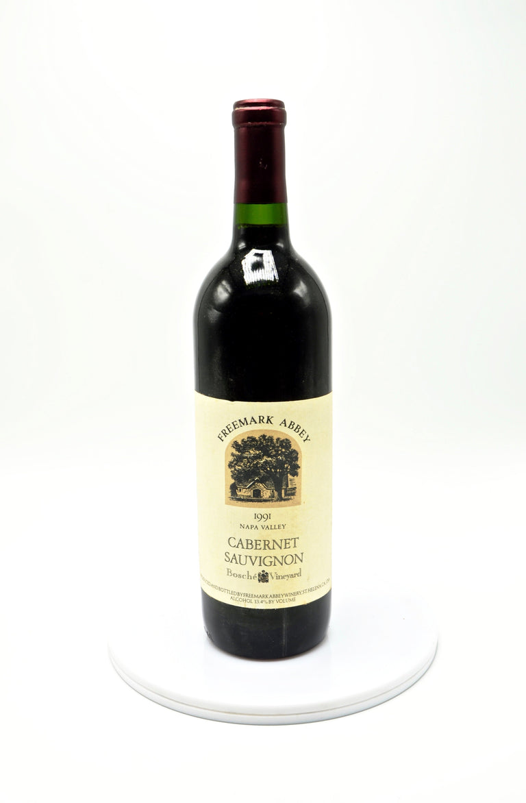 1991 Freemark Abbey Cabernet Sauvignon, Bosche Vineyards