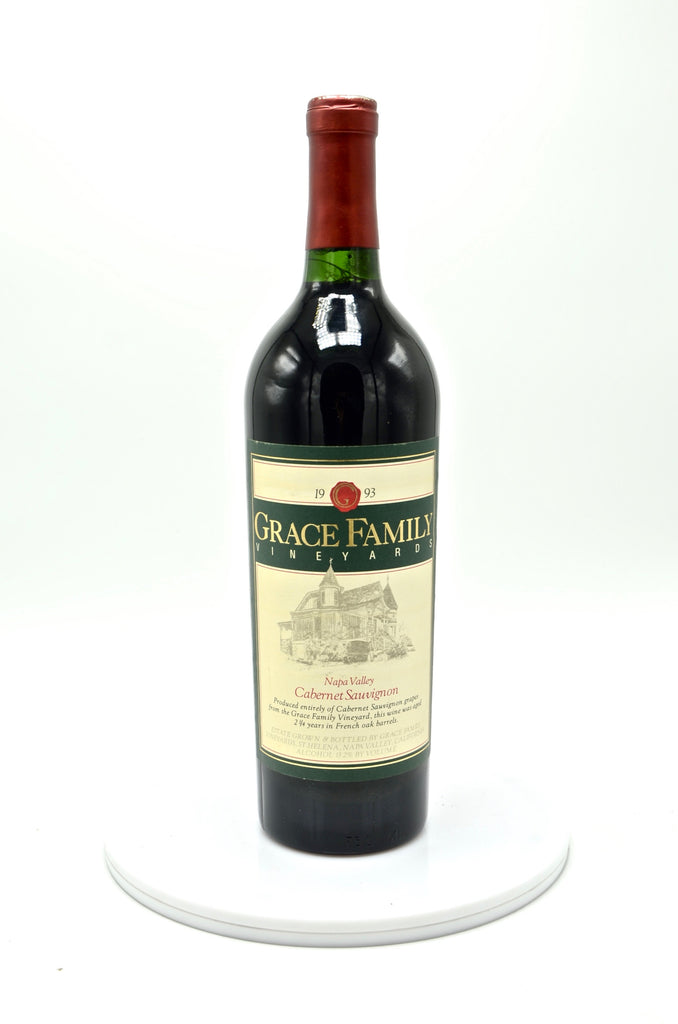 1993 Grace Family Cabernet Sauvignon, Napa Valley