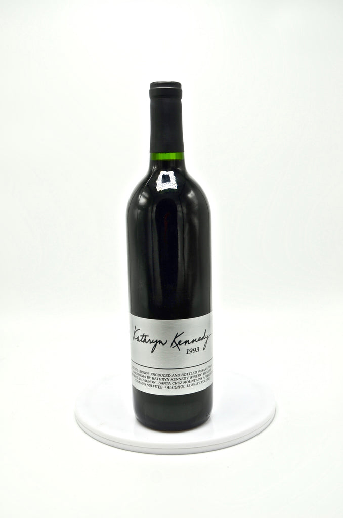 1993 Kathryn Kennedy Winery Cabernet Sauvignon