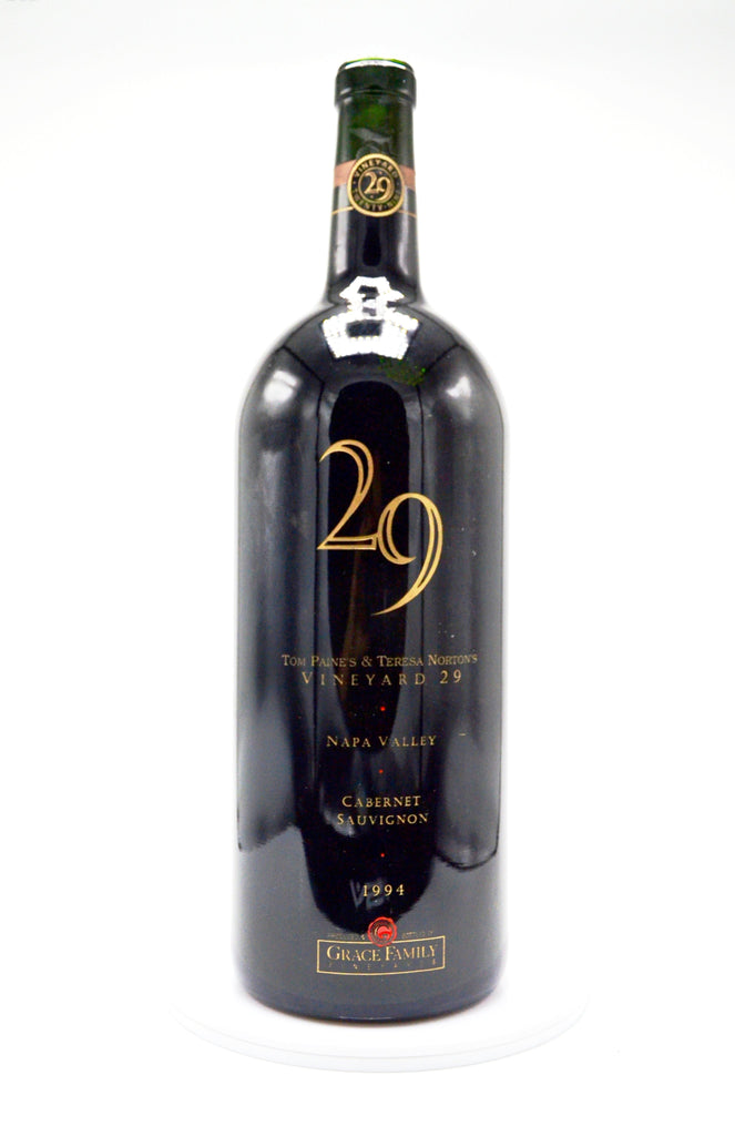 1994 Vineyard 29 Grace Family Cabernet Sauvignon Napa Valley (double magnum)