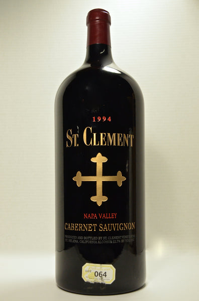 1994 St. Clement Merlot Napa Valley (imperial)