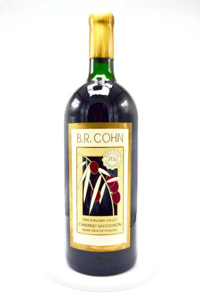 1994 B.R. Cohn Winery, Olive Hill Cabernet Sauvignon, Sonoma County (signed double-magnum)
