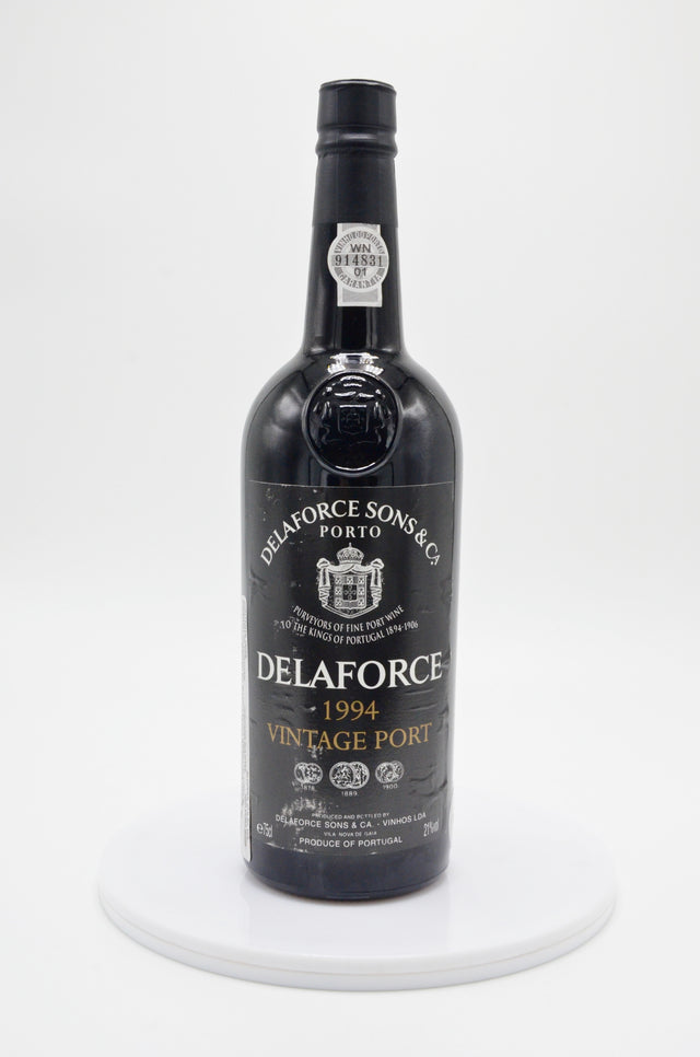1994 Delaforce Vintage Port