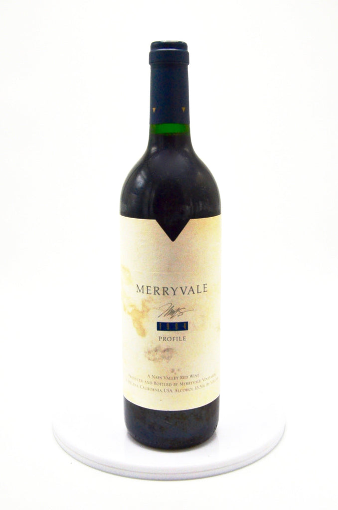 1994 Merryvale Red Profile, Napa Valley