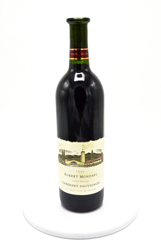 1994 Robert Mondavi Unfiltered Cabernet Sauvignon, Napa Valley