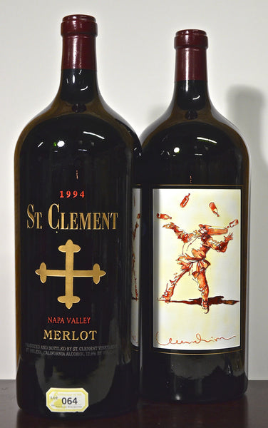 1994 St. Clement Merlot Napa Valley
