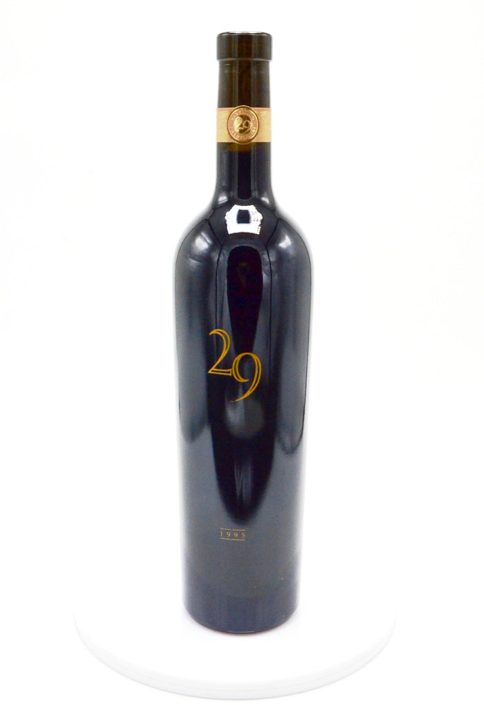 1995 Vineyard 29 Grace Family Cabernet Sauvignon, Napa Valley