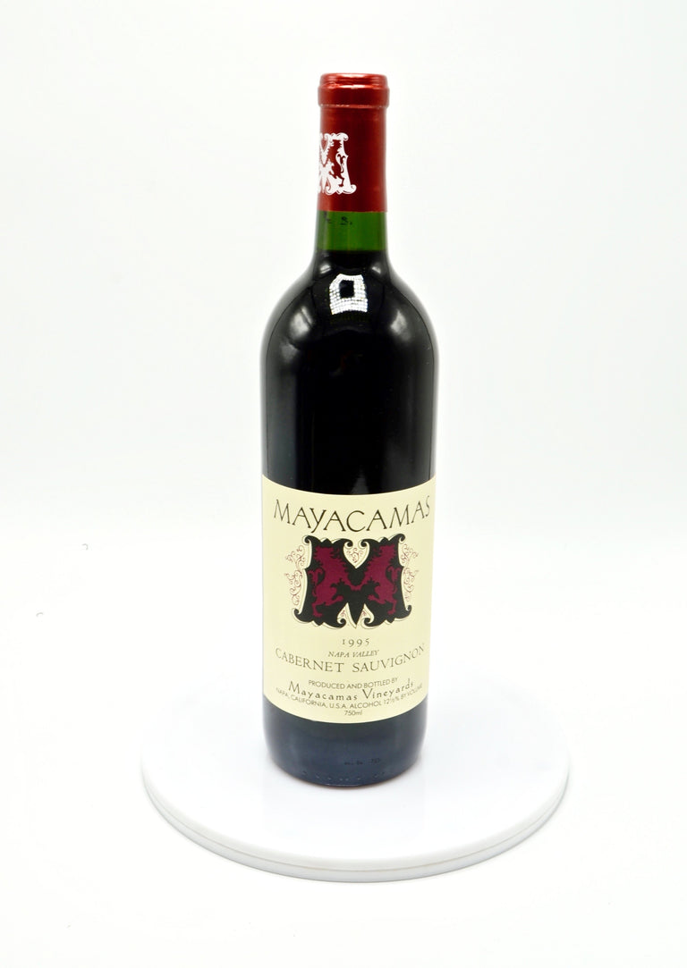 1995 Mayacamas Vineyards Cabernet Sauvignon, Napa Valley