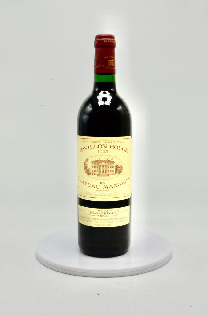 1995 Pavillon Rouge, Margaux (Margaux's 2nd)