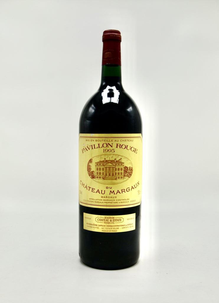 1995 Pavillon Rouge, Margaux (Margaux's 2nd) (magnum)