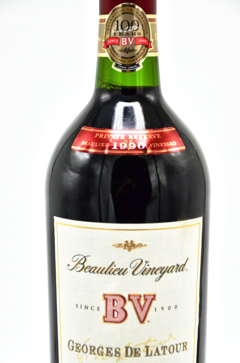 1996 Beaulieu Vineyard Georges de Latour, Private Reserve, Napa Valley