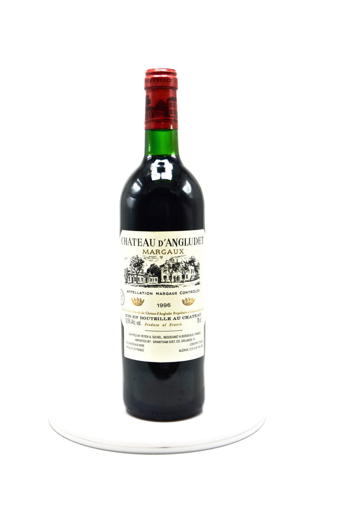 1996 Château d'Angludet, Margaux