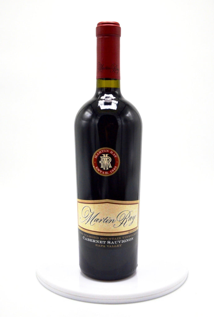 1996 Martin Ray Cabernet Sauvignon, Diamond Mountain Vineyards