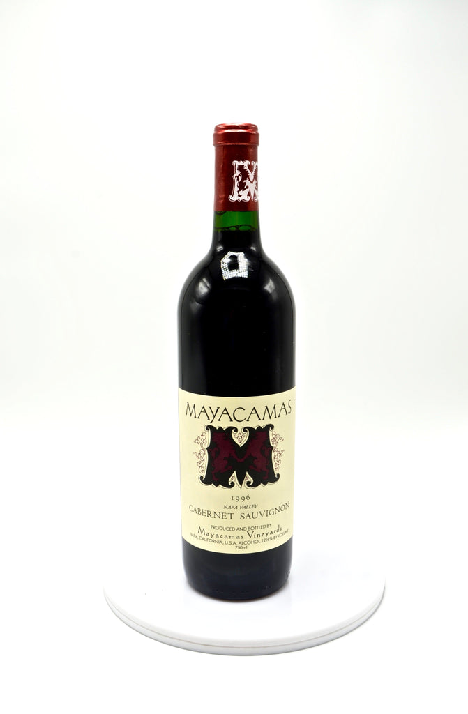 1996 Mayacamas Vineyards Cabernet Sauvignon, Napa Valley