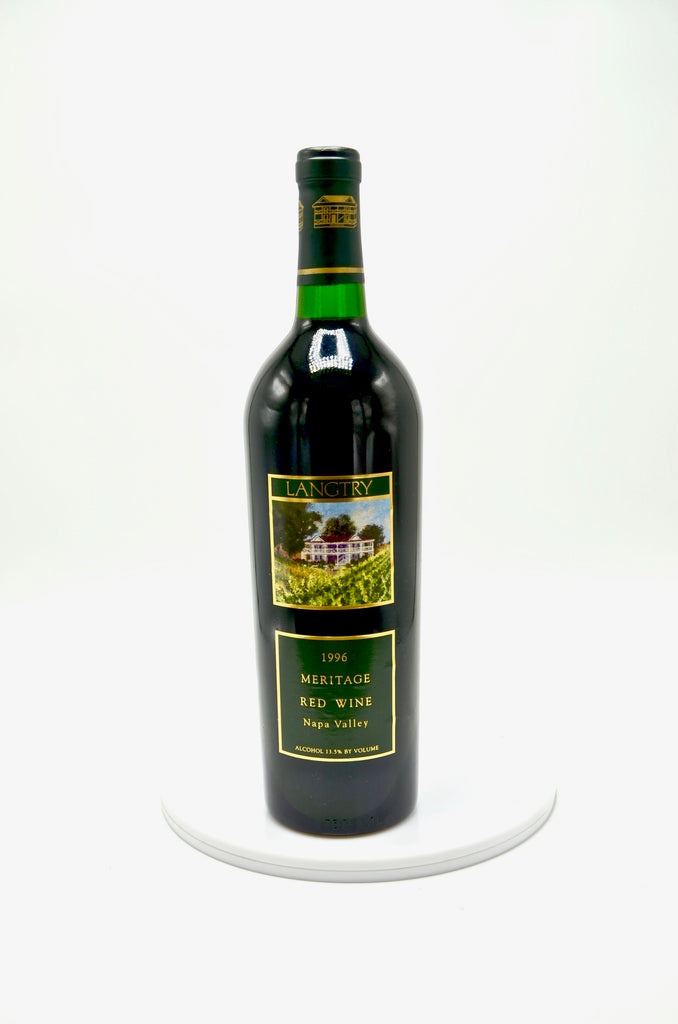 1996 Guenoc Langtry Meritage
