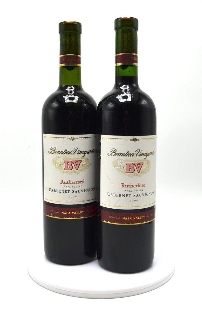 1996 Beaulieu Vineyard Cabernet Sauvignon, Rutherford, Napa Valley