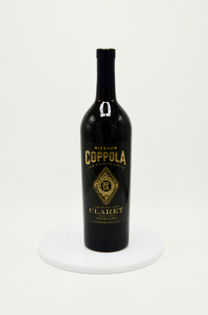 1996 Niebaum-Coppola Proprietary Red Black Label Diamond Claret