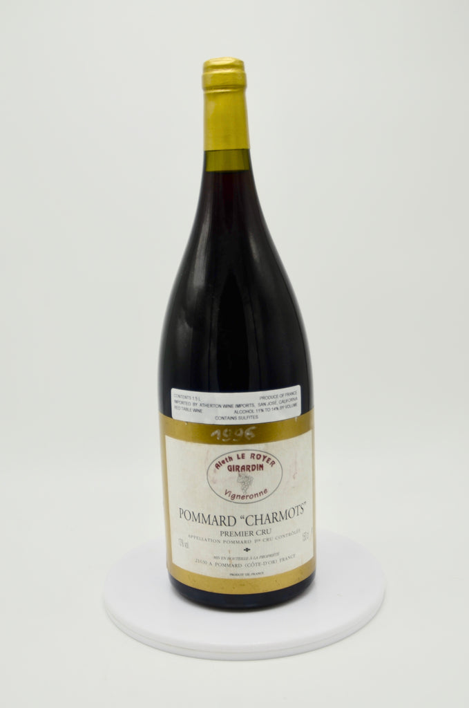 1996 A. Girardin Pommard, Les Charmots (magnum)