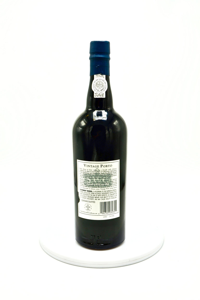 1997 Smith Woodhouse Vintage Port