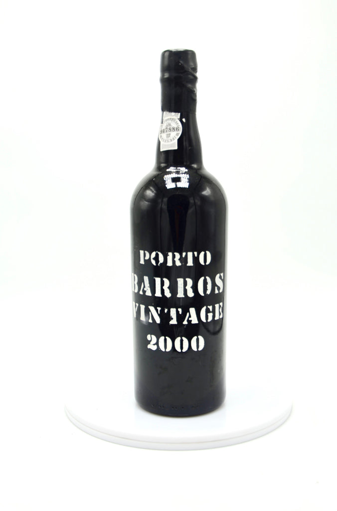 2000 Barros Vintage Port