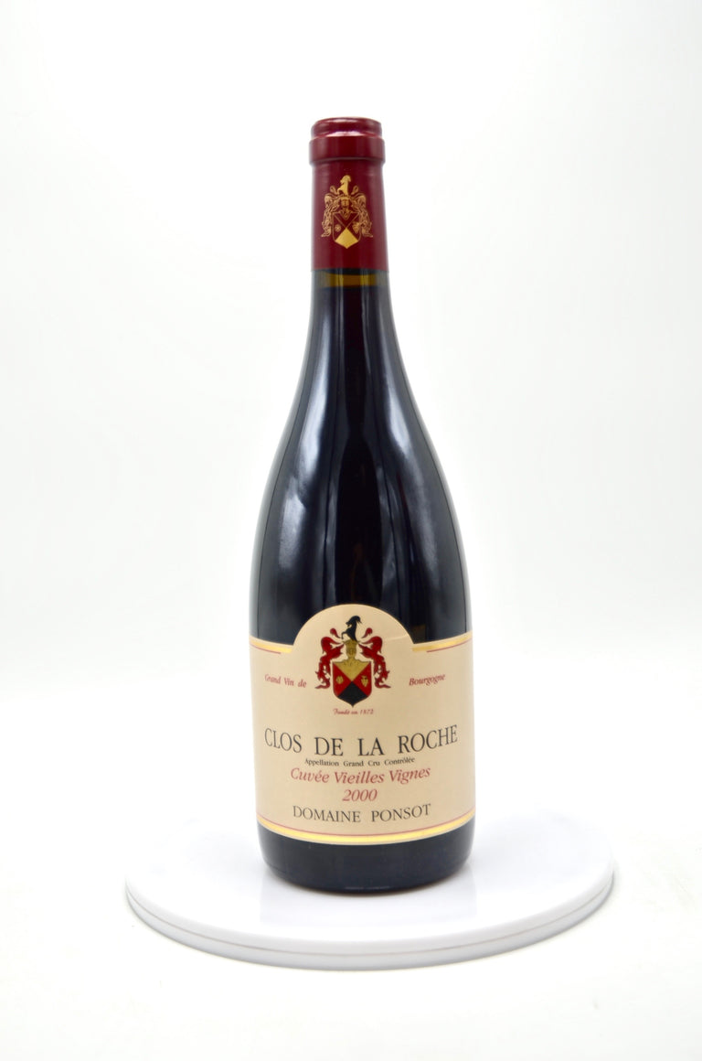 2000 Domaine Ponsot MIXED CASE (includes original wood)