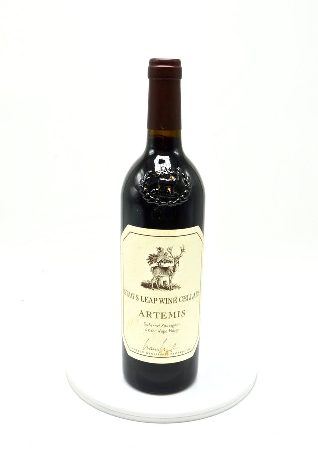 2001 Stag's Leap District Cabernet Sauvignon, Artemis