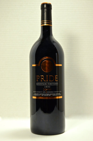 2002 Pride Mountain Vineyards Merlot (magnum)