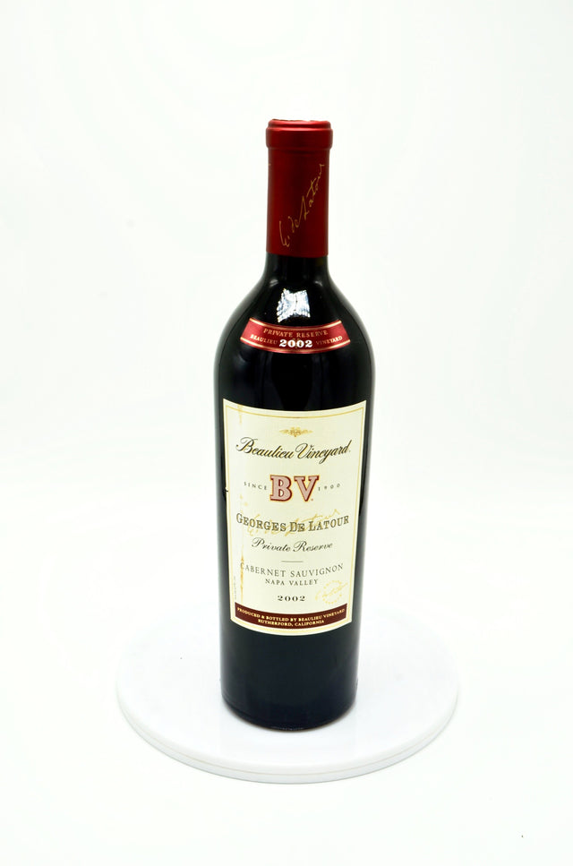 2002 Beaulieu Vineyard Georges de Latour, Private Reserve, Napa Valley
