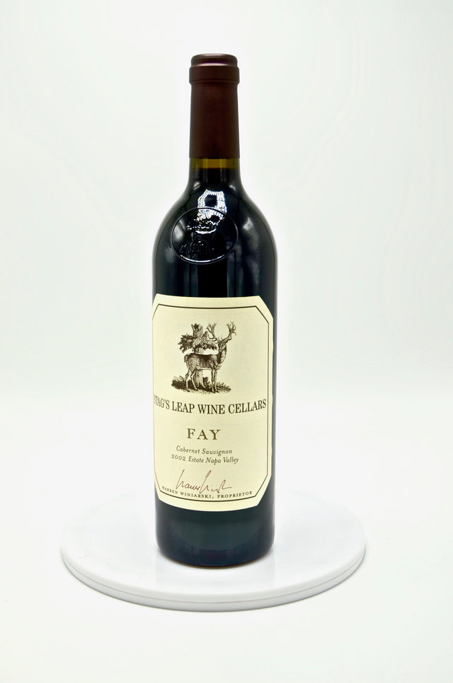 2002 Stag's Leap District Cabernet Sauvignon, FAY