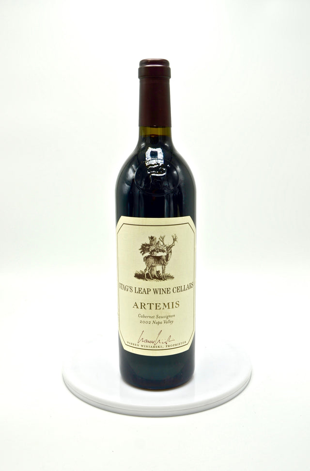 2002 Stag's Leap District Cabernet Sauvignon, Artemis