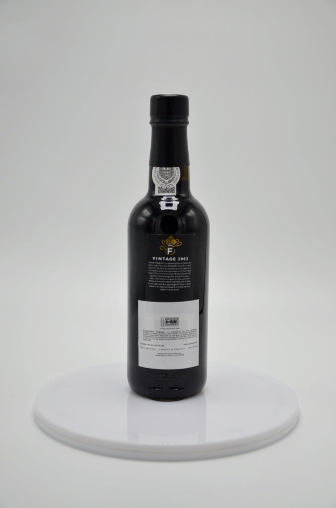 2003 Fonseca Vintage Port (Half-Bottle)