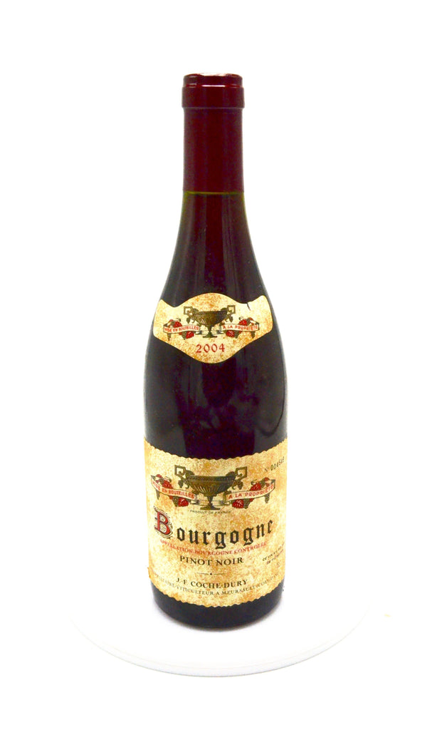 2004 Dury Coche Bourgogne Rouge