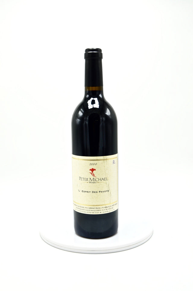 "2004 Peter Michael Red ""L'Epirit des Pavots"""