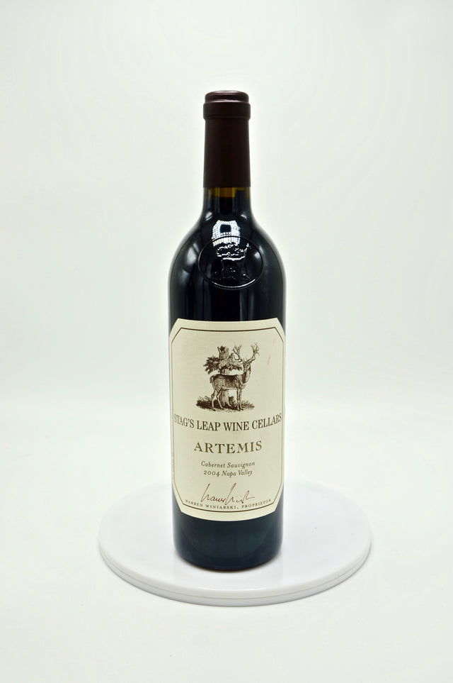 2004 Stag's Leap District Cabernet Sauvignon, Artemis