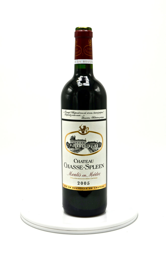 2005 Château Chasse Spleen, Moulis