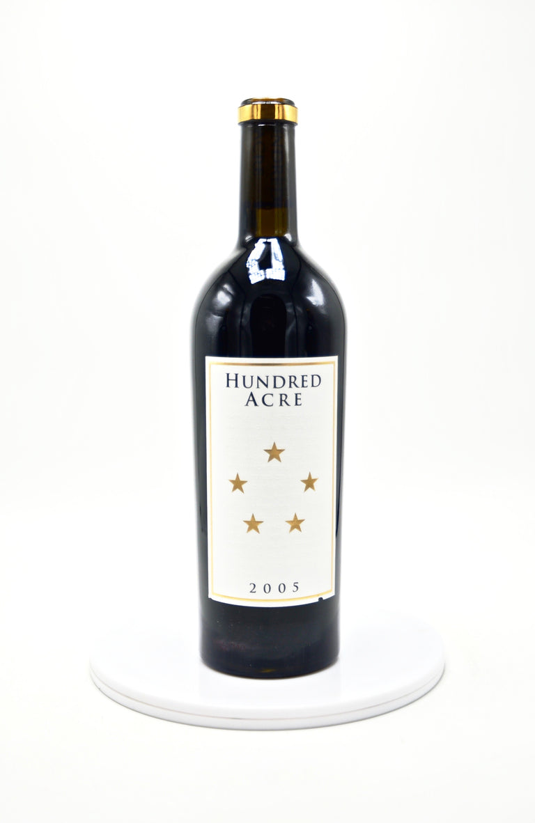 2005 Hundred Acre Vineyard Ancient Way Summer's Block Shiraz