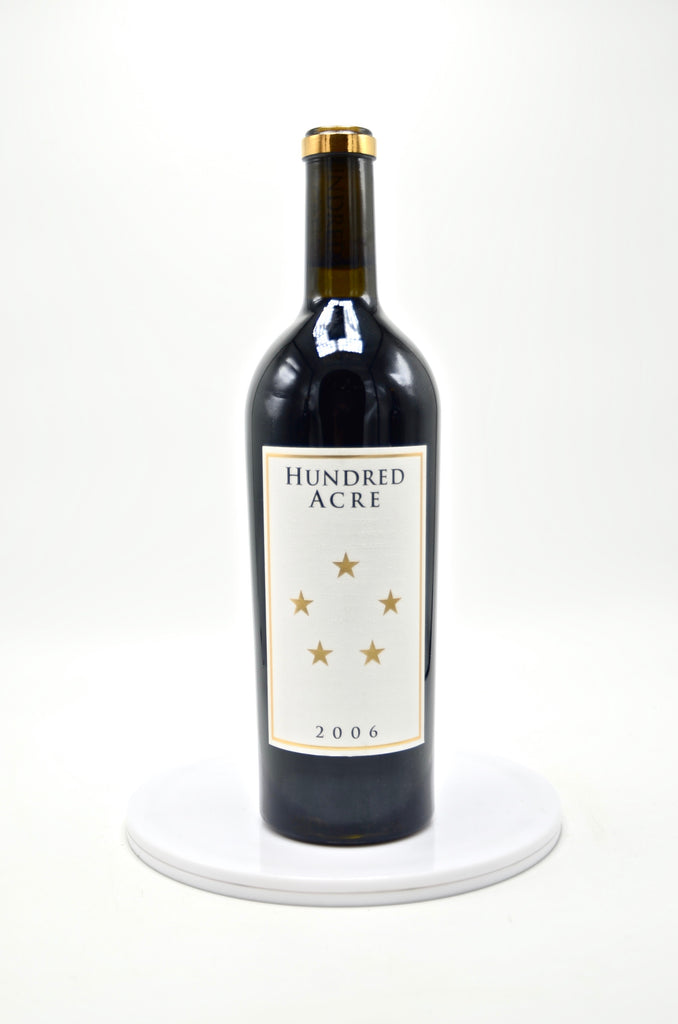 2006 Hundred Acre Vineyard Ancient Way Summer's Block Shiraz