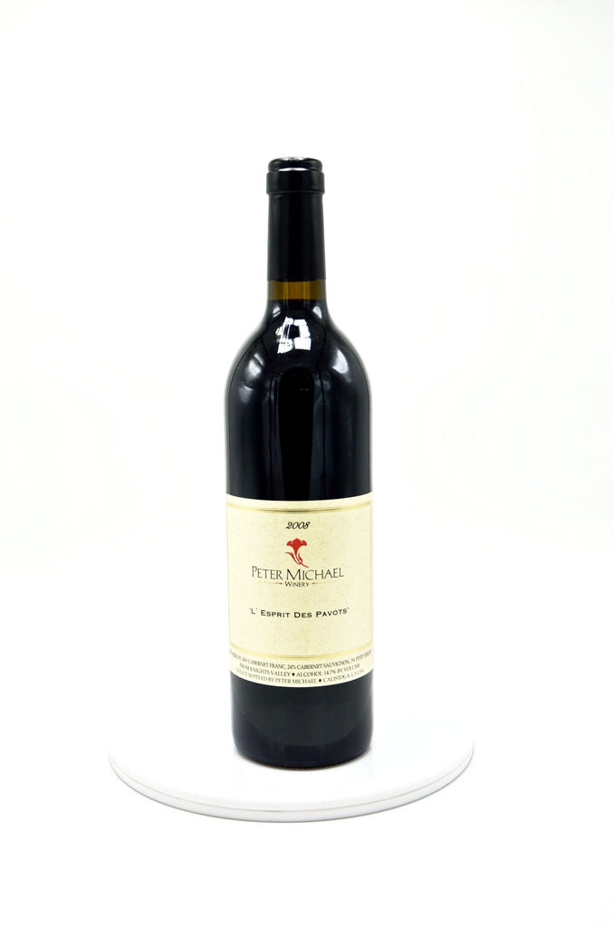 "2008 Peter Michael Red ""L'Epirit des Pavots"""