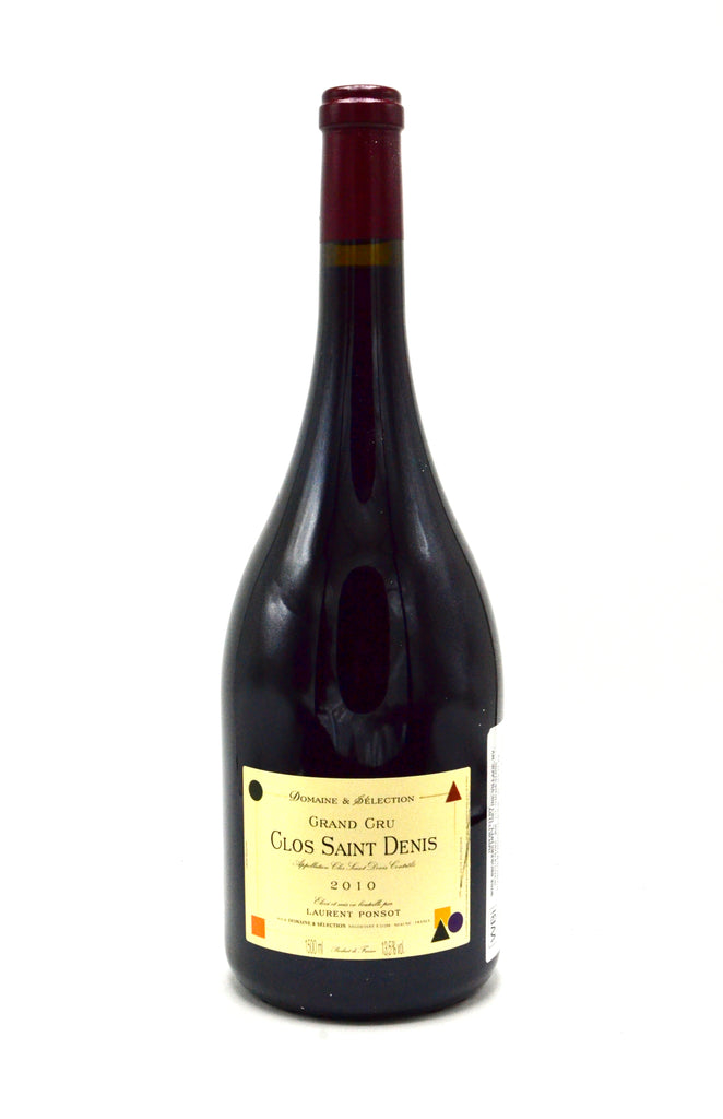 2010 Domaine & Selection (By Ponsot), Clos St. Denis